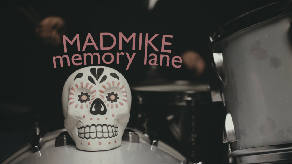 MEMORY LANE IS OUT